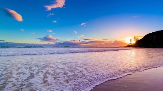 澳大利亚唯美海滩
